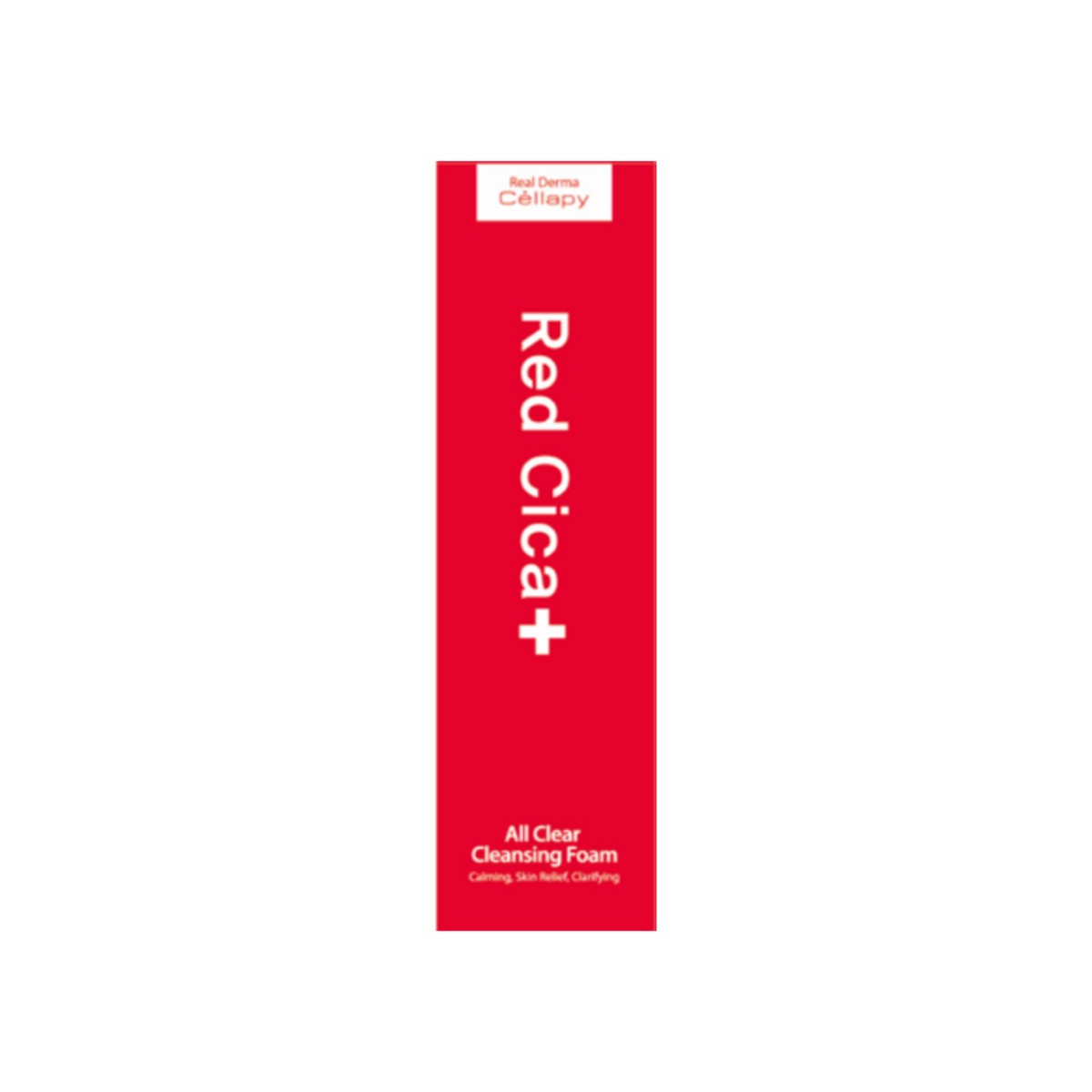 Real Derma Cellapy Red Cica All Clear Cleansing Foam 150ml